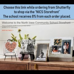 Shop the NICS Shutterfly Storefront